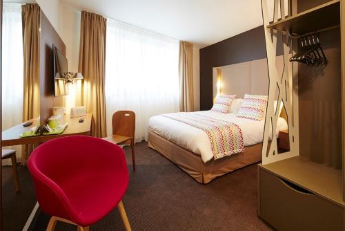Campanile Urban Perpignan Centre : Hotel near Pia