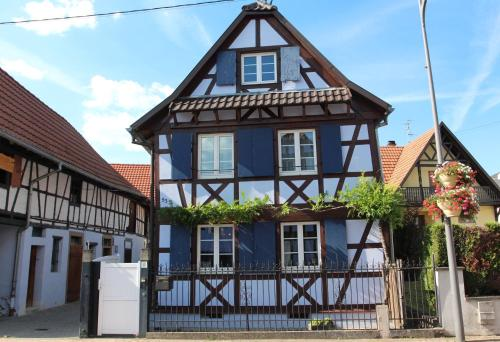 Relais de Lynell : Guest accommodation near Breuschwickersheim