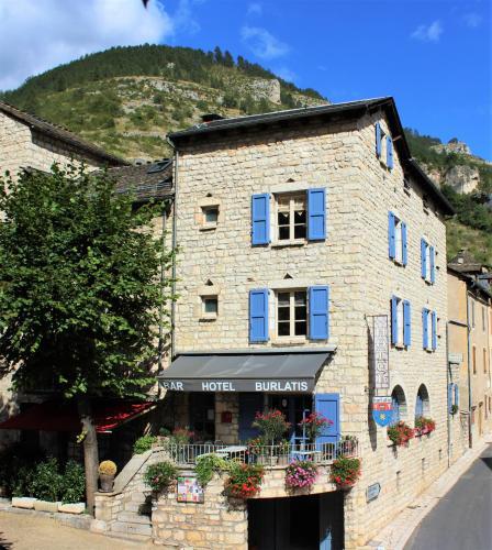 Hôtel BURLATIS : Hotel near Mas-Saint-Chély
