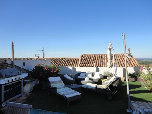 Aux souvenirs de Fanny : Apartment near Montignargues