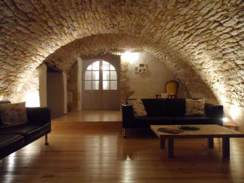 La Cave : Guest accommodation near Cazoulès