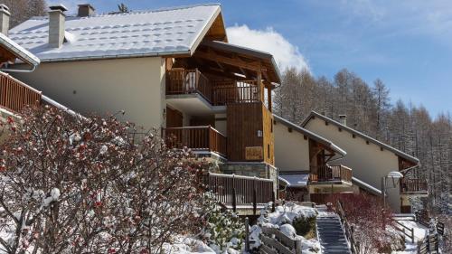 Chaillol Le Vieux : Apartment near Les Infournas