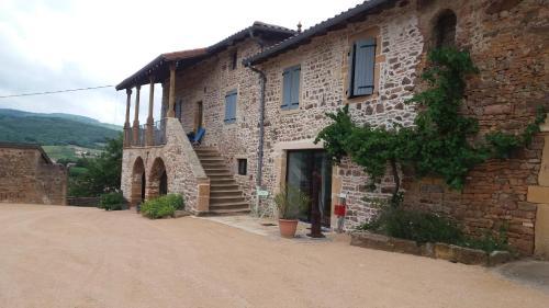Chambre de charme : Guest accommodation near Mâcon