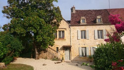 Rue du Château : Bed and Breakfast near Badefols-sur-Dordogne