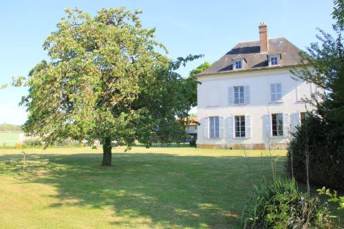 Le clos de Rudignon : Bed and Breakfast near Nonville