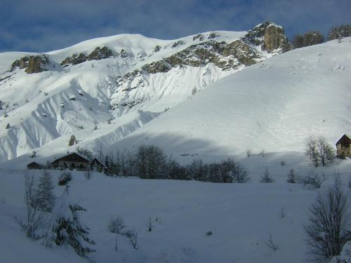 Chalet Lou Bella Vista : Apartment near Saint-Dalmas-le-Selvage