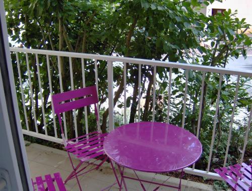 La BARADE : Apartment near Saint-André-d'Allas