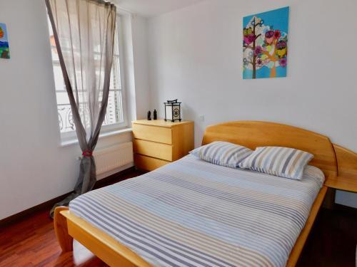 Appartement Nuée Bleue Centre Ville : Apartment near Strasbourg