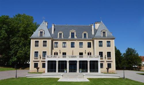 Chateau de Flammerans : Hotel near Villers-les-Pots