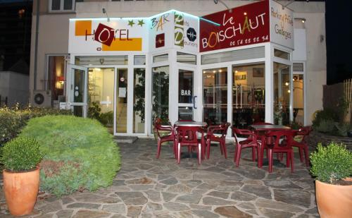 Hotel Le Boischaut - Citotel Chateauroux : Hotel near Mouhers