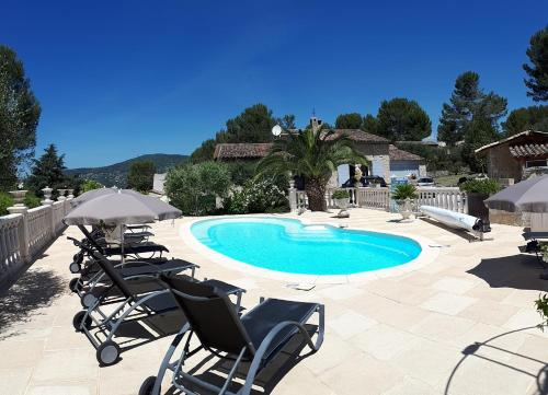 Gite Les Pins : Guest accommodation near Tanneron