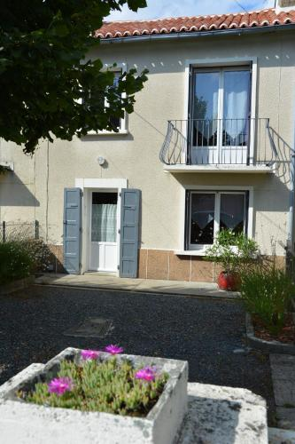 Maison de vacances dans la Vienne Limousine : Guest accommodation near Oradour-Fanais