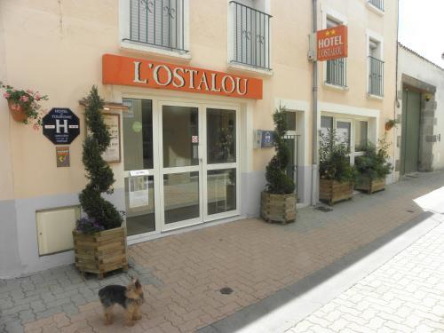 L'Ostalou : Hotel near Neschers
