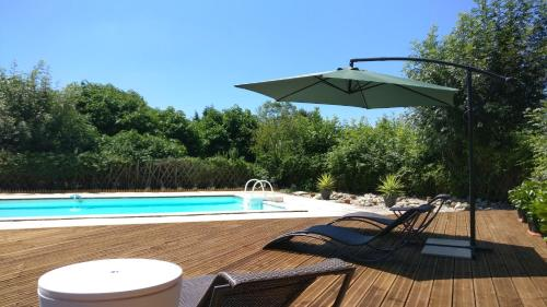 Cottages de Garrigue : Guest accommodation near Monestier