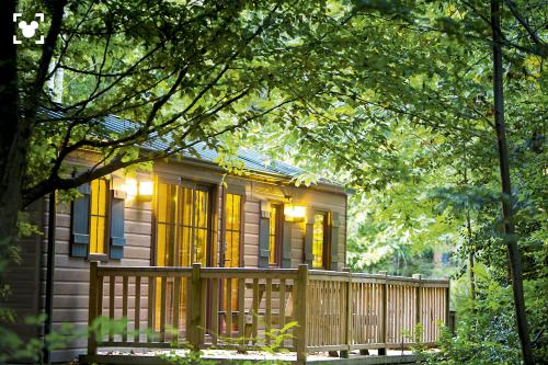 Disney's Davy Crockett Ranch : Guest accommodation near Presles-en-Brie