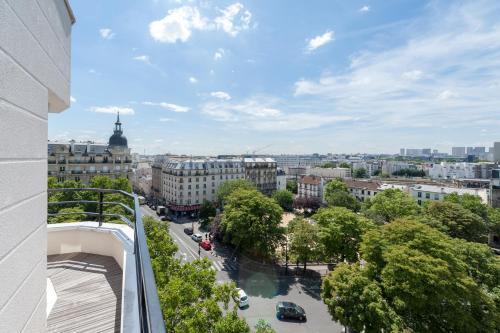 Hôtel le 209 Paris Bercy : Hotel near Paris 12e Arrondissement