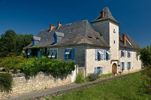 Le Prieuré : Bed and Breakfast near Cazoulès