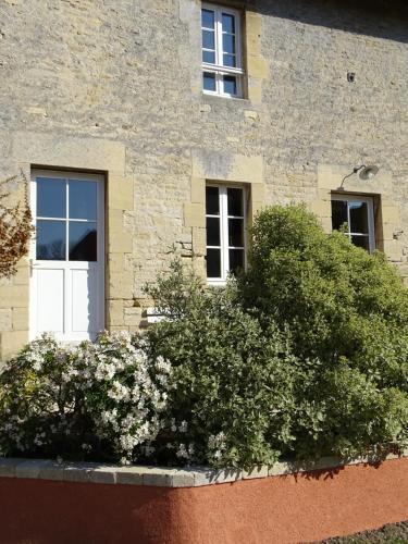 La Ferme Des Noyers : Guest accommodation near Mathieu