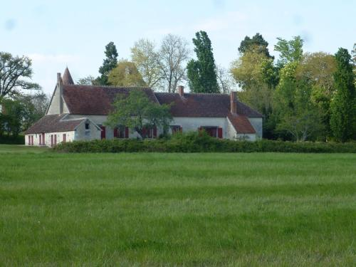 Gite Des Etangs : Guest accommodation near Paulnay