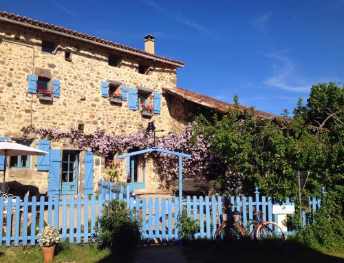Gites Limousin : Guest accommodation near Saint-Bazile