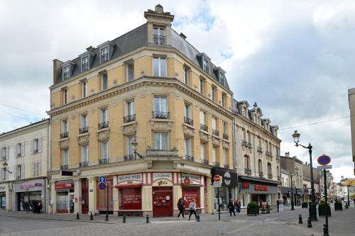 La Mignonette : Apartment near Morangis