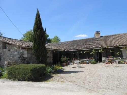 Las Cafourques B&B : Bed and Breakfast near Ferrensac