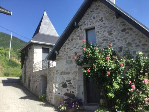 Chez nicole : Bed and Breakfast near Notre-Dame-de-Vaulx