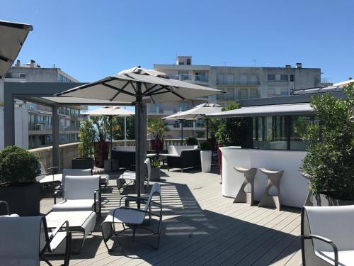 Best Western Brittany La Baule Centre : Hotel near La Baule-Escoublac