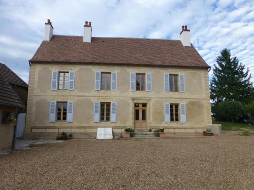 Chez Casimir : Bed and Breakfast near Saint-Saulge