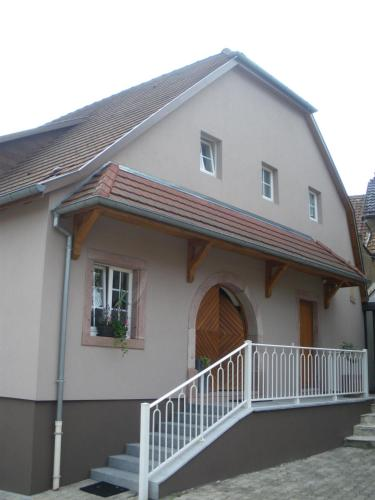 Gîtes & Chambes d'Hôtes Fugler : Apartment near Gundolsheim