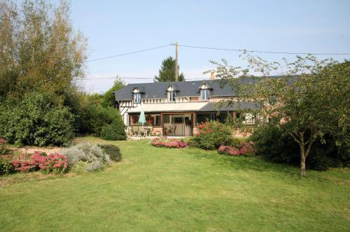 Maison Normande : Guest accommodation near Saint-André-d'Hébertot