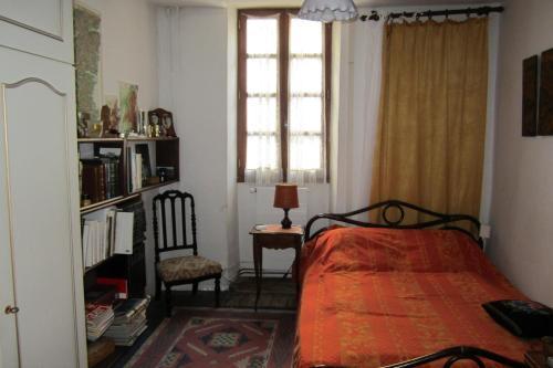 Lilas et Glycine : Bed and Breakfast near Montjoux