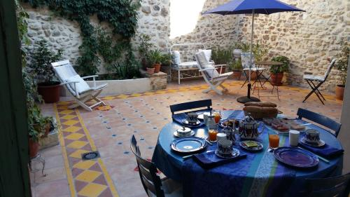 la maison de st victor : Bed and Breakfast near Les Mages