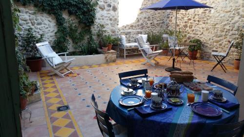 la maison de st victor : Bed and Breakfast near Saint-Victor-de-Malcap