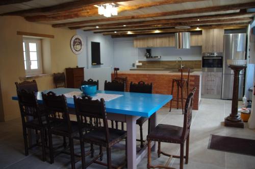 La Maison de Georgette : Guest accommodation near Séniergues