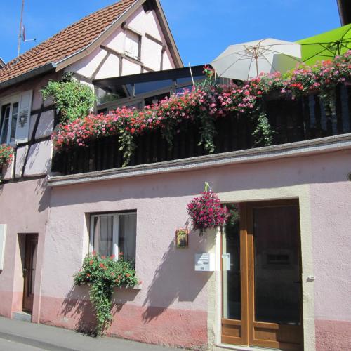 gites des capucins : Apartment near Hessenheim