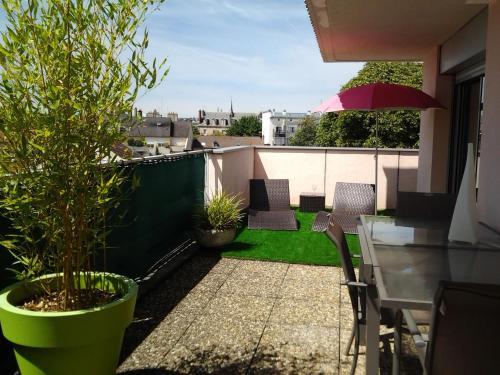 Les Burgondes : Apartment near Beire-le-Fort
