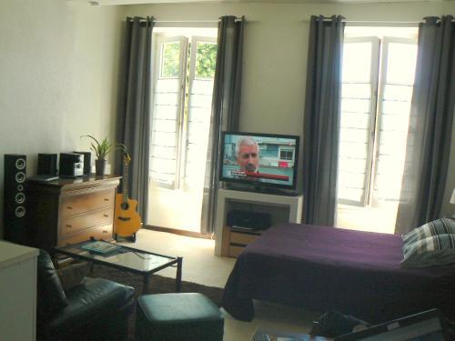 Studio Tarbes Marcadieu : Apartment near Tarbes