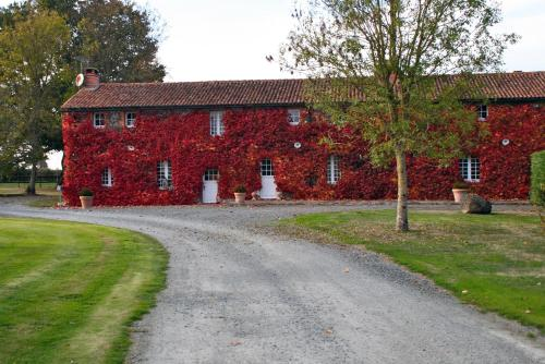 Grange des Roches Moussets : Bed and Breakfast near Yzernay