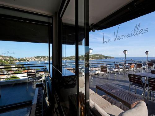 Hôtel Le Versailles : Hotel near Villefranche-sur-Mer