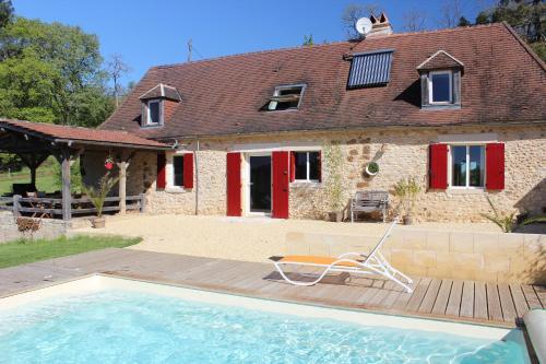 La Petite Vallée : Guest accommodation near Saint-Pierre-de-Chignac