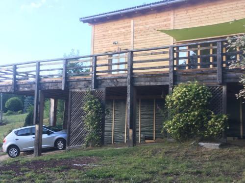 Chez Siouab : Guest accommodation near Roche-en-Régnier