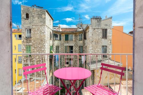 Centragence - Centre ville 4 personnes : Apartment near Nice