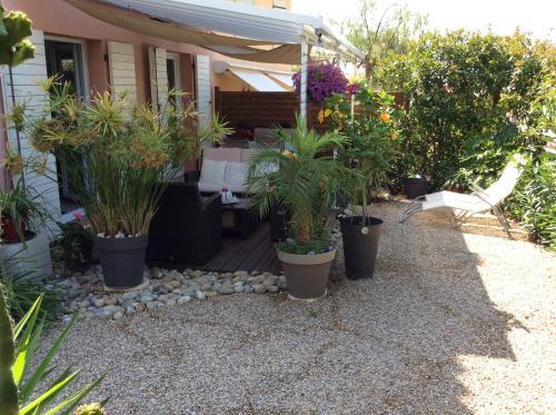 Villa récente avec jacuzzi : Guest accommodation near Cagnes-sur-Mer