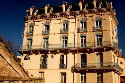 Hotel California : Hotel near Béziers
