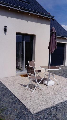 Chez Elisa : Bed and Breakfast near Thizay