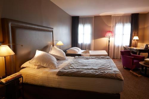 Best Western Plus d'Europe et d'Angleterre : Hotel near Mâcon