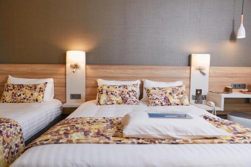 Kyriad Pontarlier : Hotel near Dompierre-les-Tilleuls