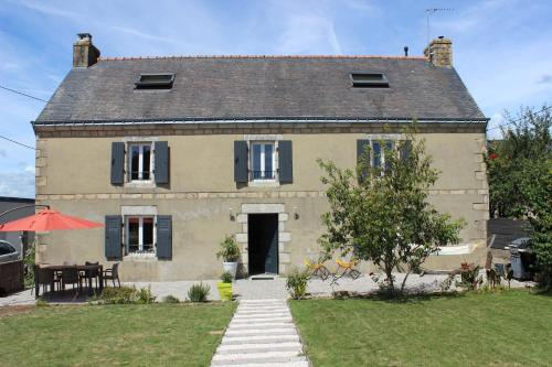 Chambre d'hôtes à Pont-Scorff : Bed and Breakfast near Gestel