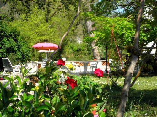 La Pierre Lys : Hotel near Brenac